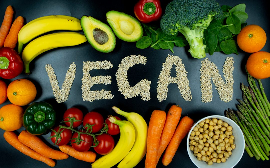 Top 5 supplements for Vegans